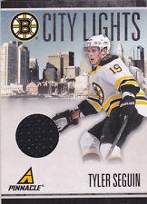 10-11 Pinnacle Tyler Seguin /499 Jersey City Lights Rookie Bruins 2010