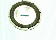 Sub Woofer mono 200mm Potenza Musicale 600W Potenza nominale 300W Woofer 200mm