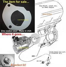 Mopar 383-440-Hemi MP Mini Starter Seal  / Shield Plate Big-Block Charger GTX ++