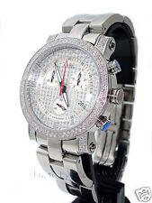 Aqua Master Unisex Power Diamond Watch 1.75ct Joe Rodeo