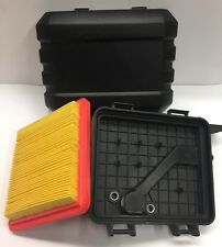 MOUNTFIELD RM55 MOWER ENGINE AIR FILTER COVER BASE KIT 118550737