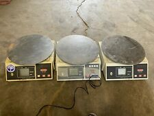 Lot of 3 Avery Berkel Fx210 Digital Scales 1 Power Supply Parts/Repair