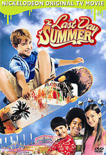 Last Day of Summer (Dvd, 2007) Jansen Panettiere, New Sealed
