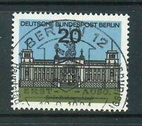 Berlin Mi-Nr. 236 zentrisch gestempelt - Vollstempel Berlin ESST.