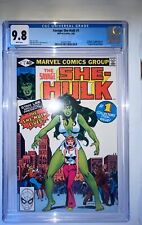 The Savage She Hulk #1 comic book CGC 9.8 White Pages (SHOW COMING SOON!)
