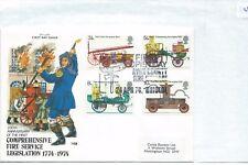 Recuento de leucocitos. - GB-Primer Día Cubierta Fdc - 268-Ofertas Especiales - 1974-servicio de bomberos PMK BR