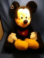 RARE Vintage Applause MICKEY MOUSE Plush Doll Disney NEW NWT 1980's 1981