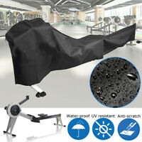 Rowing Machine Spa Cover Cap Polyester Fabric Dust UV Waterproof