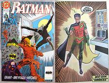 Batman #457 Key Issue 1st Tim Drake New Official Robin Costume! BIG PICS! Excel!