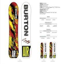 New listing ■ Burton Reissue Craig Kelly Mystery Air 161cm Snowboard #5og5