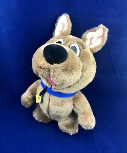 "Hanna Barbera SCRAPPY DOO 1996 Vintage 8"" Plush Stuffed Animal Puppy Dog Scooby"