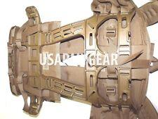 New USMC FILBE Suspension System Shoulder Strap Waist Belt Frame Coyote