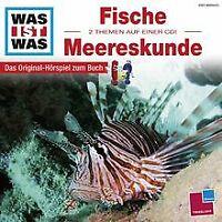 WAS IST WAS, Folge 31: Fische/ Meereskunde von Was Ist Was | CD | Zustand gut