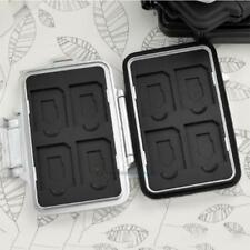 Waterproof Micro SD SDXC TF Storage Box Holder Memory Card Case Protector