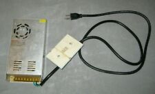 Regulated Switching DC 12V 30A 350W Converter Adapter Power Supply 110/220v