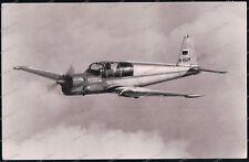 Foto-AK-Flugzeug-Blume-502-D-EGEM-Deutschland-Kleinflugzeug-