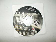 2005 Saleen Chicago Press Media Disc