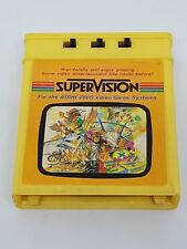 ATARI 2600 - 8 GAME SUPERVISION CART - RARE