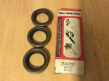 NOS Small Engine 3 Pack Oil Seal  Prime line 7-04050 294167 FREE SHIPPING