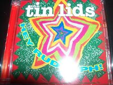 The Tin Lids hey Rudolph Rare Christmas Limited 2 CD Edition – Like New
