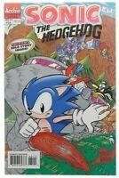 Sonic the Hedgehog 31 NM Archie Comics 1995 Dr. Robotnik Knuckles