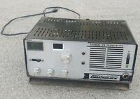 Gemtronics 40 channel cb base station Gtx 5000 - Estate sale find VINTAGE