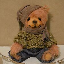 OOAK Bear Artist Mohair