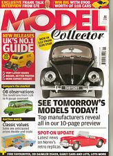 MODEL COLLECTOR Magazine May 2009 Bedford OB EFE Corgi Dinky Sun Star Norev VGC