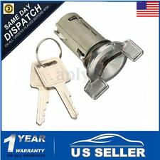 Ignition Lock Cylinder Switch with 2 Keys Assembly For Chevy Buick GMC Pontiac
