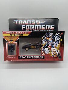 Transformers G1 Targetmaster Stepper Custom MIB