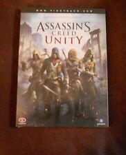 Assassins Creed Unity Complete Official Game Guide Piggyback Ubisoft New Sealed