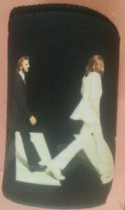 BEATLES ABBEY ROAD CAN COOLER,,,,,,,,,,,, BRAND NEW.. LIC PRODUCT