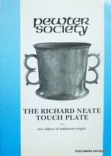 Guide to Fake Pewter Marks--The Richard Neate Touchplate and Two Others