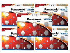 30 x Panasonic CR2016 3V Lithium Coin Cell Battery 2016