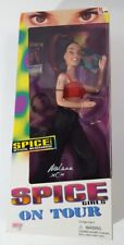 Spice Girls On Tour Melanie Chisholm Sporty Spice Figure Doll 1998 NRFB