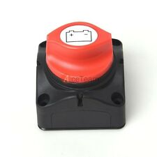 Car Marine Boat RV Disconnect Battery Switch Cut-off On Off Electrical Parts