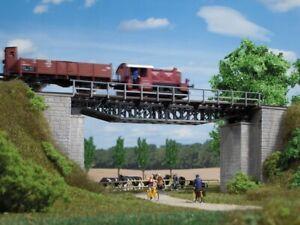 HO Scale Buildings - 11365 - Half-timbered bridge - kit