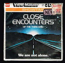 Factory Sealed - CLOSE ENCOUNTERS OF THE THIRD KIND CE3K J 47 1977 VIEW-MASTER