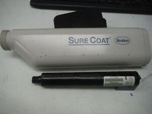 Nordson Sure Coat Auto Gun With Cascade (NEW) Powder Coating Gema Wagner