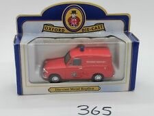 Oxford Diecast - Incident Support - Ford Anglia  - ANG022