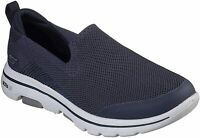 Skechers Men's GO Walk 5-55500 Sneaker, Navy 417, Size 12.0 TYle