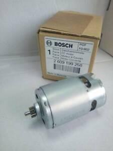 BOSCH Motor 13 teeth GSR 10,8 V LI GSR 12V LI Würth  2609199258 ( 1607022515 )