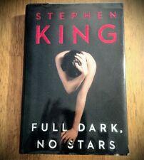 Fiction HC Book of Shorts / Novellas FULL DARK, NO STARS -Horror STEPHEN KING