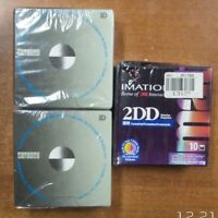 Diskettes Double Sided 3.5 2.0 MB Capacity 30 Pack (C754)