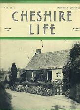 CHESHIRE LIFE MAY 1936 VOLUME TWO NUMBER TWELVE