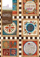 Authentic Americana Anita Goodesign Embroidery Design Machine CD