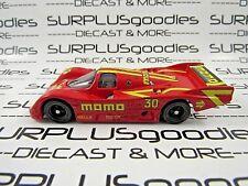 Hot Wheels 1:64 LOOSE Collectible MOMO Racing 1984 thru 1991 PORSCHE 962 Racer