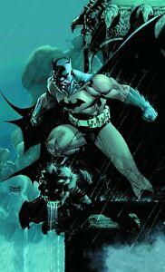 ABSOLUTE BATMAN HUSH OVERSIZED SLIPCASE HARDCOVER Jeph Loeb Jim Lee DC Comics HC
