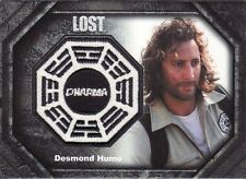 Lost Archives Desmond Hume DP7 Dharma Patch Card 024/250