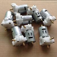 1Pc Mini 360 Water Pump DC 3V-6V NEW for DIY RC Boat Model Hydraulic Toys BM